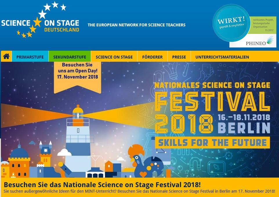 2018 11 18 Science on stage1